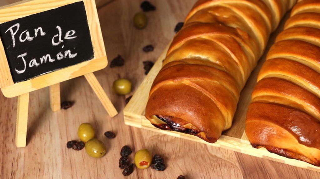pan de jamon Hora de Hornear Rosibel Marin